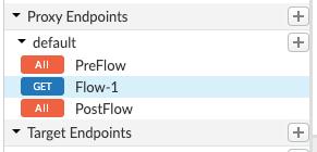 突出显示了 Flow-1