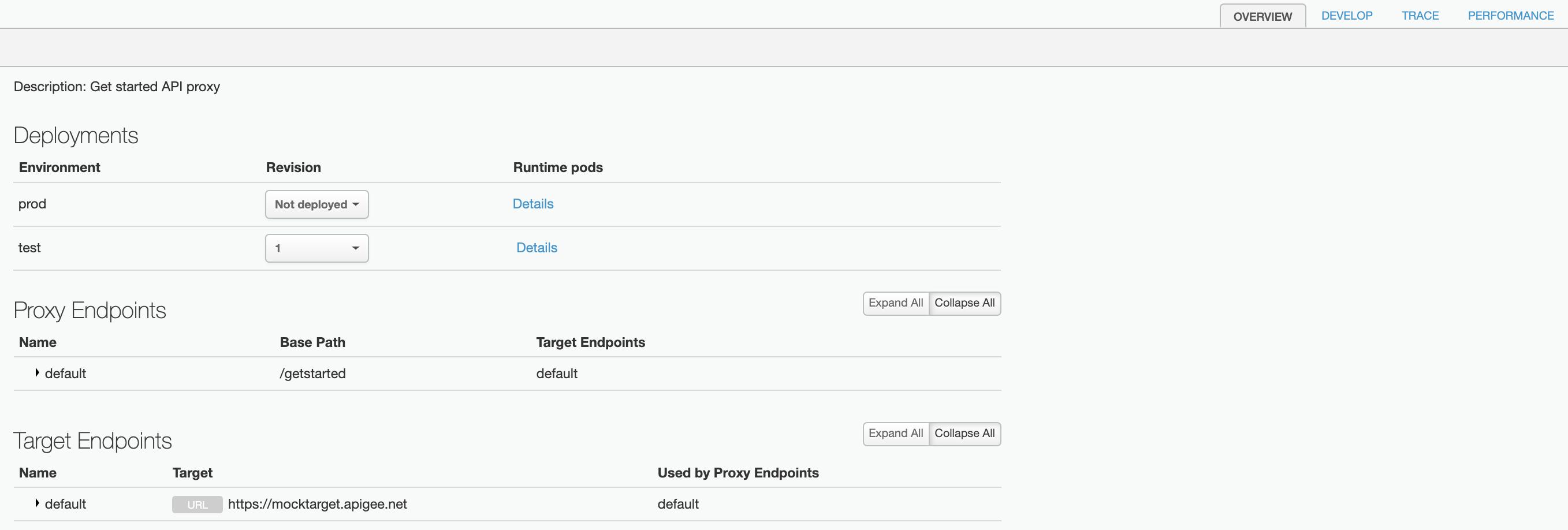 Editar lista de       proxy