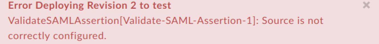 Error durante la implementación de la revisión2 para realizar una prueba.
