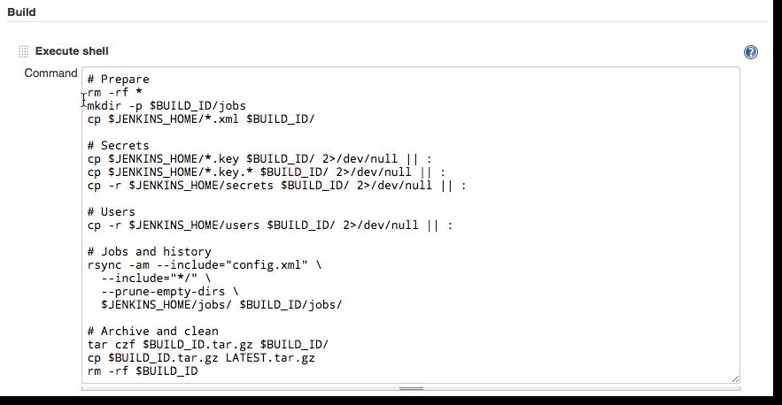 Cómo personalizar la secuencia de comandos de compilación.