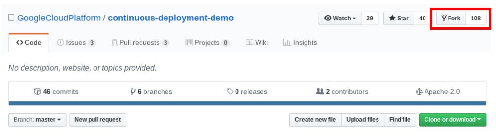 Repositório de código de amostra no GitHub