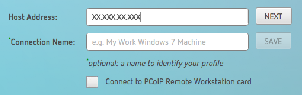 Assigning an external IP address to the virtual workstation.