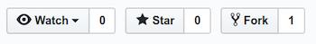 在 GitHub 中创建代码库分支。