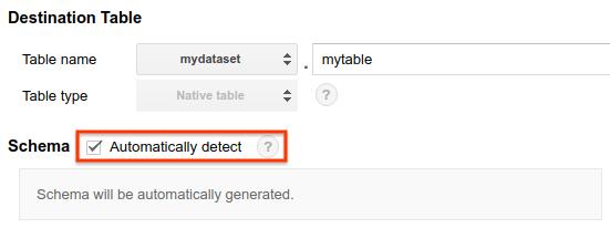 auto detect link
