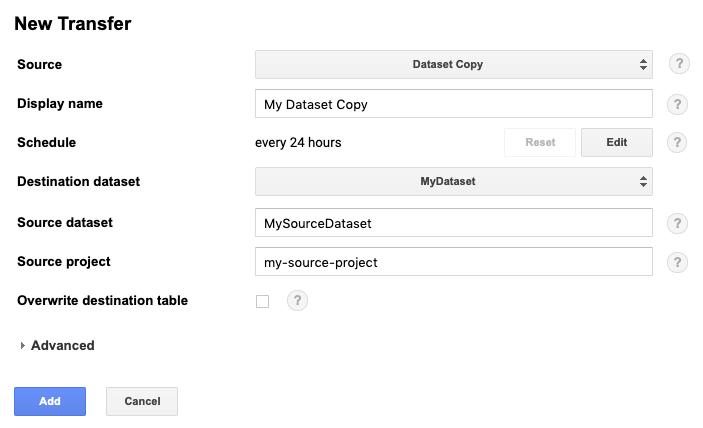 New dataset copy