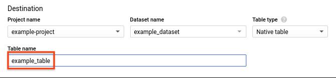使用新增欄位選項來新增結構定義