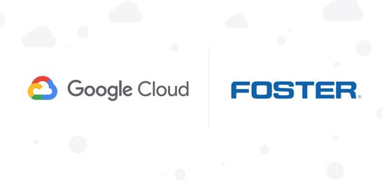Google Cloud と Foster