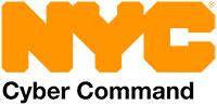 NYC Cyber Command (紐約市網路司令部) 標誌