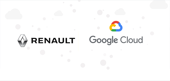 Google Cloud and Renault