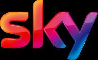 Logotipo da Sky