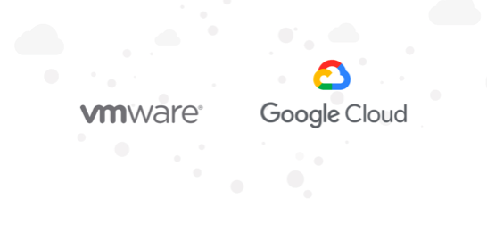 Google cloud and VMware