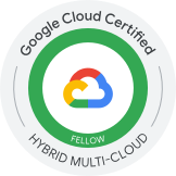 Google Cloud Certified Fellow