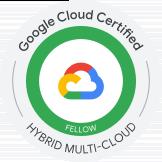 Socio de GoogleCloudCertified