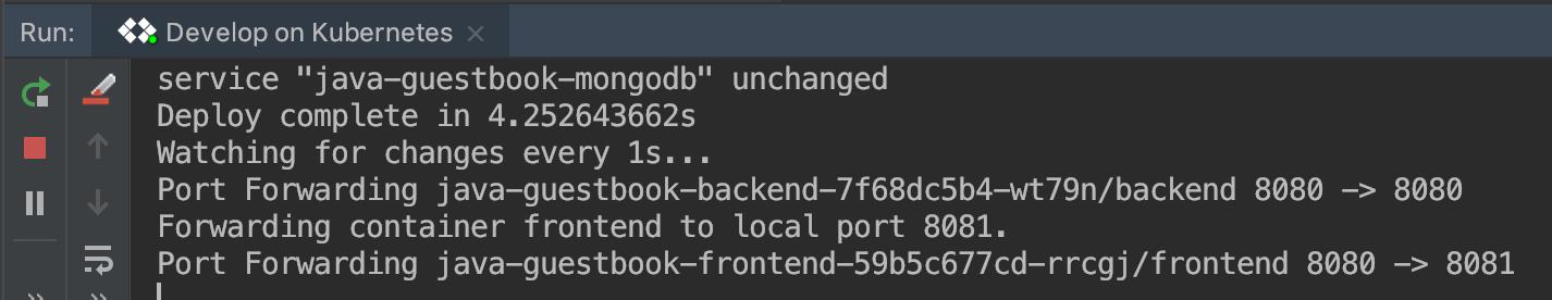 Redireccionamiento automático de puertos que traslada tu contenido al puerto8080
