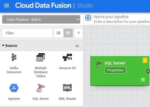 SQL Server.