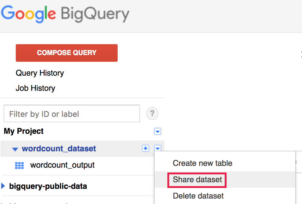 Accessing Cross-Project BigQuery Datasets | Google Cloud ...