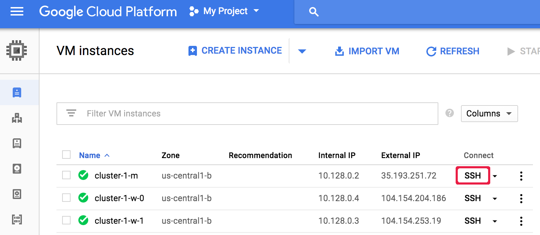 Submit a Job | Cloud Dataproc Documentation | Google Cloud