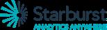 Starburst 로고