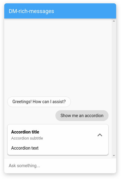 Messenger-Screenshot
