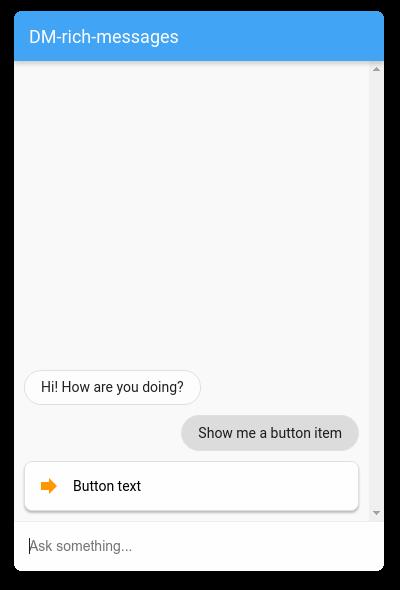 Captura de pantalla de Messenger