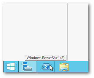 Select Powershell Icon