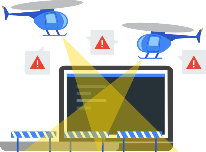API の保護