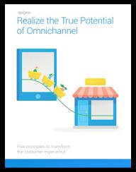 Faça o verdadeiro potencial do Omni-Channel se tornar realidade