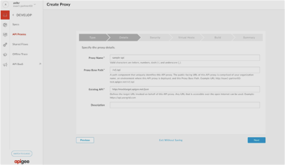 API Runtime