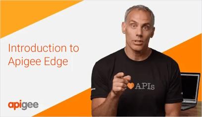 Intro to Apigee Edge