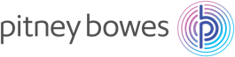 Logo van Pitney Bowes