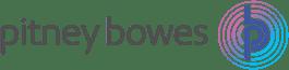 Logotipo da Pitney Bowes