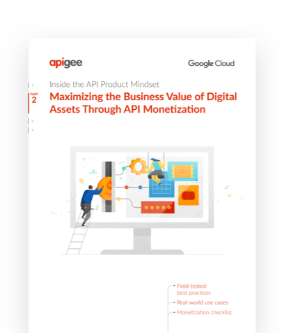 Apigee API Monetization Ebook