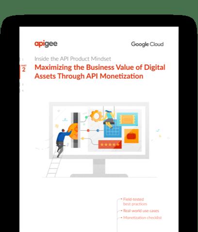 Apigee API Monetization Ebook