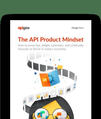 API Product Mindset Ebook
