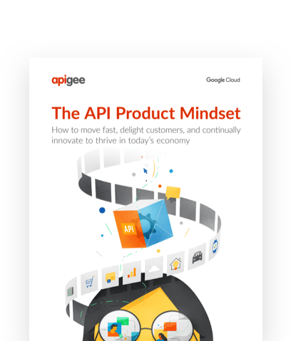 API Product Mindset Ebook