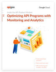 "E-book ""Optimizing API Programs with Monitoring and Analytics"""