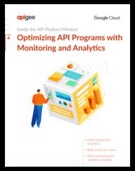 Optimising API Programs with Monitoring and Analytics Ebook