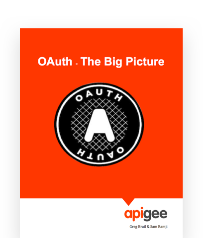 OAuth: The Big Picture