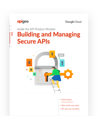Building and Managing Secure APIs ebook