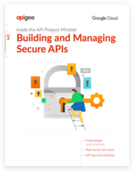 """E-Book """"Building and Managing Secure APIs"""""""