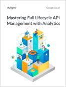 애널리틱스를 통한 전체 수명 주기 API 관리 마스터링 eBook