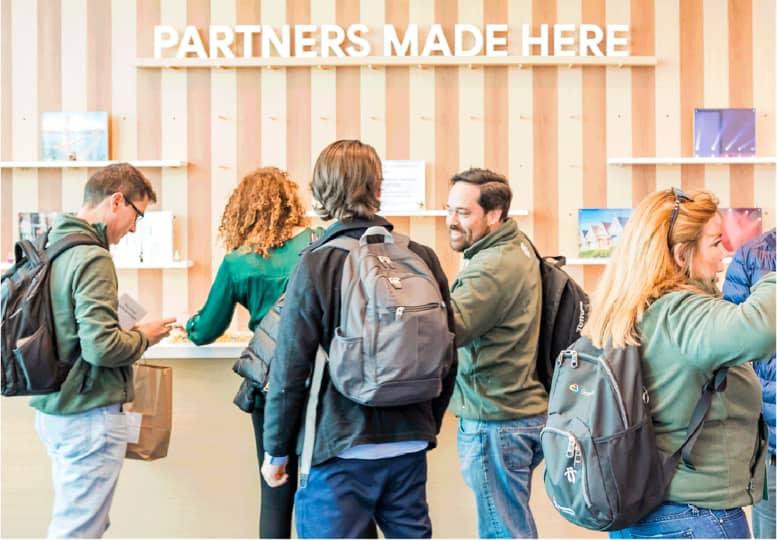 Avantages du programme Partenaires de GoogleCloud