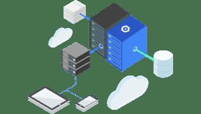 Cloud CDN ist das schnellste Content Delivery Network der Welt.