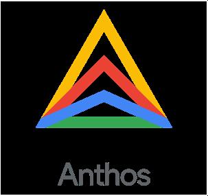 Logotipo do Anthos
