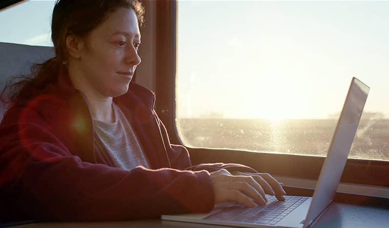 Image d'utilisateurs du navigateur Chrome