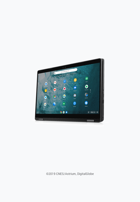 Dell Latitude 5300 2-in-1 mit Chromebook Enterprise