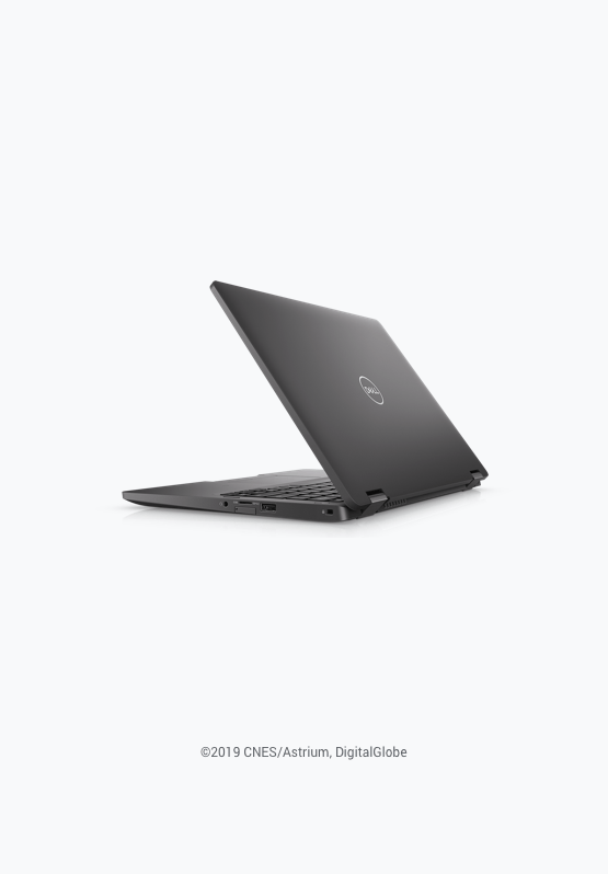 Chromebook Enterprise ile Dell Latitude 5300 2'si 1 Arada