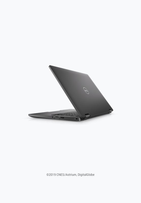 搭載 Chrome Enterprise 的 Dell Latitude 5300 2 合 1