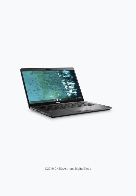 Chromebook Enterprise と連携した Dell Latitude 5400