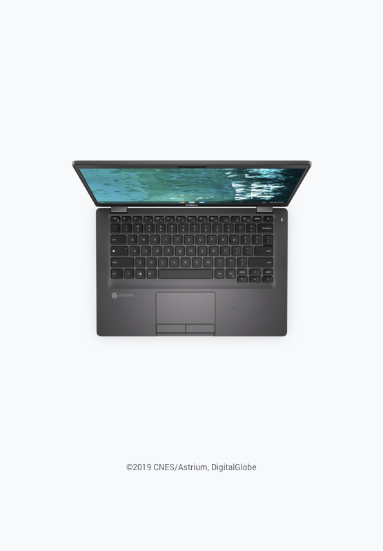 搭載 Chrome Enterprise 的 Dell Latitude 5400
